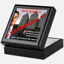 Romney in The Handmaid's Tale Keepsake Box