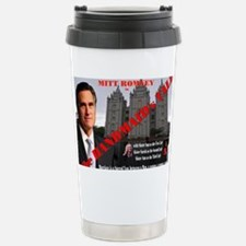 Romney in The Handmaid' Stainless Steel Travel Mug