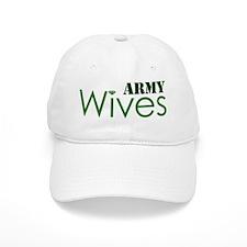 Army Wives Diamond Baseball Cap