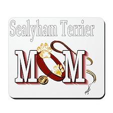 Sealyham Terrier Mom Mousepad