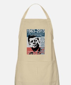 Kennedy Assassination 50 Year Anniversary Apron