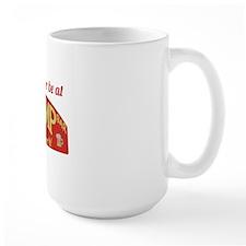 Id rather be at The Hump Bar Mug