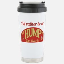 Id rather be at The Hum Travel Mug
