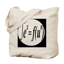 integralfunbutton Tote Bag