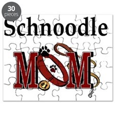 Schnoodle Mom Puzzle