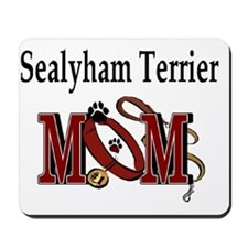 Sealyham Terrier Mom Mousepad