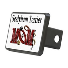 Sealyham Terrier Mom Hitch Cover