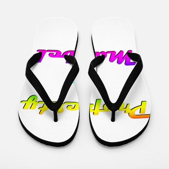 Property Of Maribel Female Flip Flops