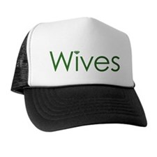 Army Wives Diamond Trucker Hat