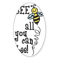 All You Can Bee Decal