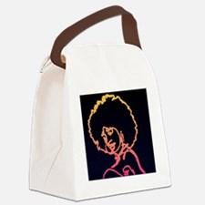 Naturally Beautiful Canvas Lunch Bag
