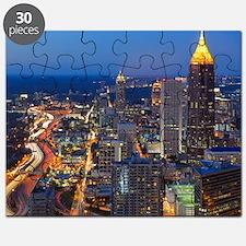 Atlanta, Georgia Puzzle