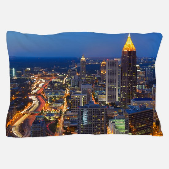 Atlanta, Georgia Pillow Case