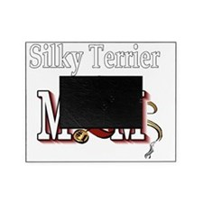 Silky Terrier Mom Picture Frame