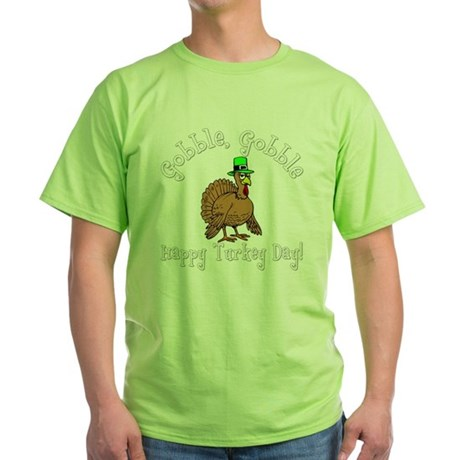 Thanksgiving Green T-Shirt