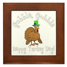 Thanksgiving Framed Tile
