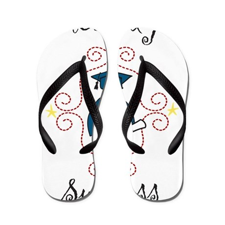 Dressed For Success Flip Flops