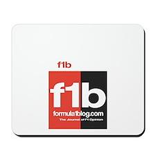 F1B Austin front Mousepad