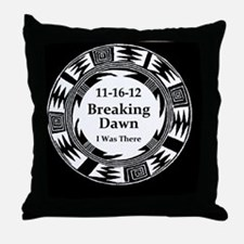 Breaking Dawn h12d.gif Throw Pillow