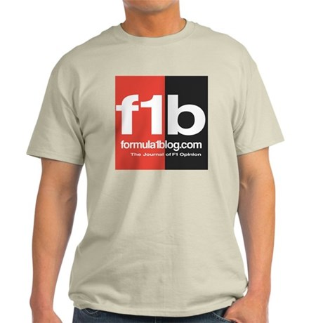 F1B Austin back Light T-Shirt