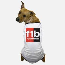F1B Austin back Dog T-Shirt