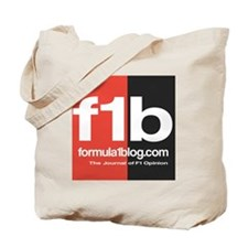 F1B Austin back Tote Bag