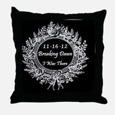 Breaking Dawn h14 Throw Pillow