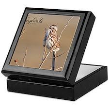 cover songbirds cal 2013 IMG_9354 Keepsake Box