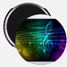 Color of Music Magnets