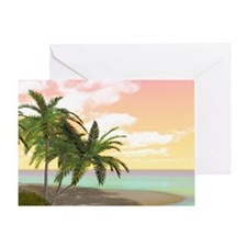 ddi_pillow_case Greeting Card