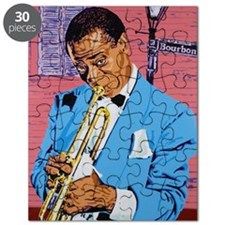 Satchmo on Bourbon Street Puzzle