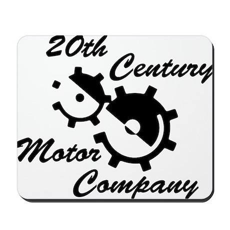 20th century motor company mousepad by admin cp73967848 for 20th century motor company