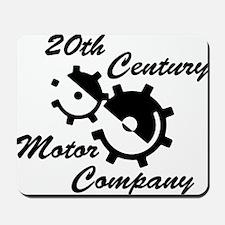 20th Century Motor Company Mousepad