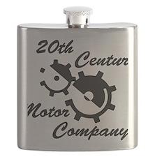 20th Century Motor Company Flask