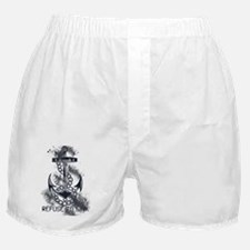 Refuse to Sink Boxer Shorts