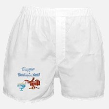 Vintage Happy Thanksgivukkah 4 Boxer Shorts