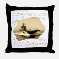 Cute Love sucks Throw Pillow