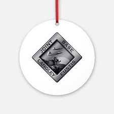 JBLE emblem Round Ornament