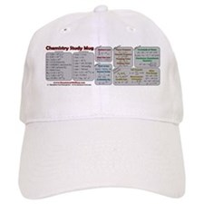 Chemistry Study Tables Baseball Cap