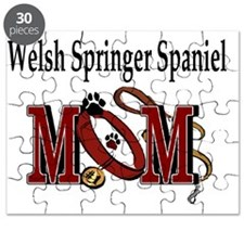 Welsh Springer Spaniel Mom Puzzle