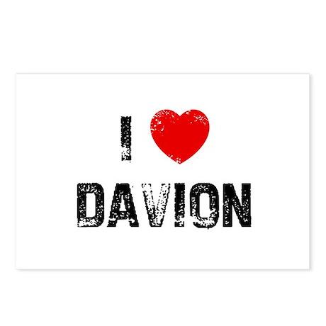 I * Davion Postcards (Package of 8)