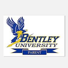 BENTLEY UNIVERSITY PARENT Postcards (Package of 8)