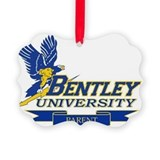 Bentley college Picture Frame Ornaments