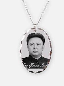 Kim Jong Il Necklace
