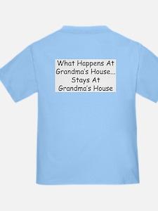 Grandma's House T