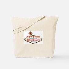 Grandma's House Tote Bag