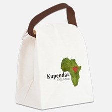 Kupenda For The Children Logo (pa Canvas Lunch Bag