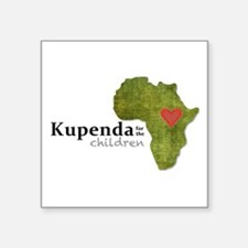 "Kupenda For The Children Lo Square Sticker 3"" x 3"""