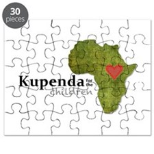 Kupenda For The Children Logo (partially cl Puzzle