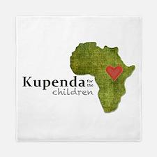 Kupenda For The Children Logo (partial Queen Duvet